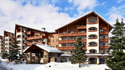 "Kempinski Hotel Grand Arena Bansko - ""The Best Spa Center of a Hotel in Bulgaria"""