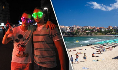 British pointed Bulgarian resort for the best holiday destination