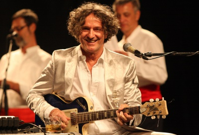 Goran Bregovic with a big Christmas concert in Plovdiv!