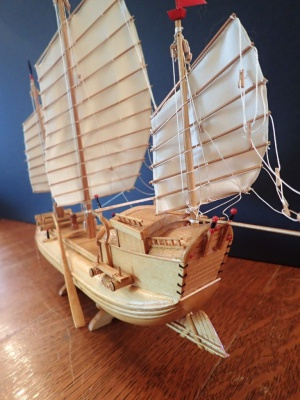 "Burgas, September 1st to 8th: 12 countries will show models of ships in the Cultural Center ""Sea Casino"""
