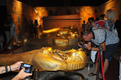 Bulgarian Egyptologists praise the Tutankhamun exhibition in Burgas