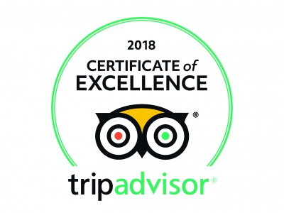 Transfer Bulgaria Group - 2018 Certificate of Excellence by TripAdvisor
