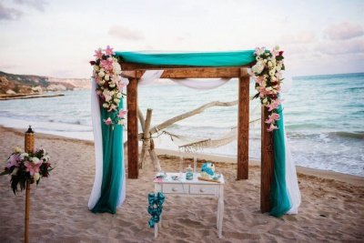 TOP 5 of the most romantic wedding venues on the Northern Black Sea coast