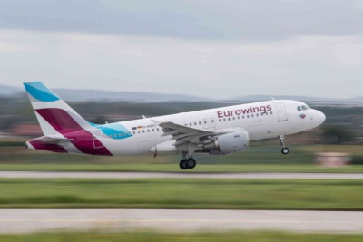 Eurowings starts flying from Dusseldorf and Stuttgart to Sofia from the end of October