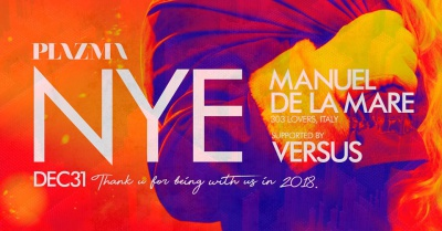 Plovdiv: New Year's Eve with Manuel De La Mare
