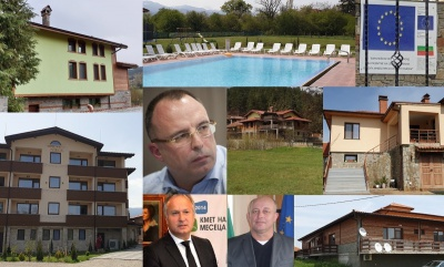 "Investigation: Local oligarchs and their relatives used euro funds to build ""guest houses"""