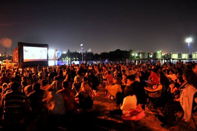 August 16th: The biggest summer cinema in Burgas opens