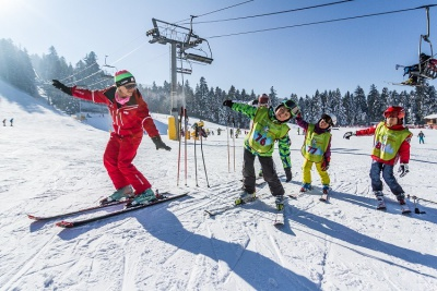 "Borovets boasts a brand new six-seat lift ""Martini Baraki Express"" for the new winter season"